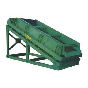 Low MOQ for Chemical Powder Vibrating Screen - CZS series flip flow screen – Chengxin