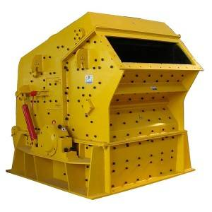 Chinese Professional Stone Yard Crusher - Counterattack crusher – Chengxin