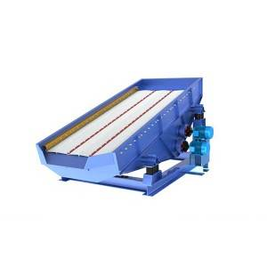 Good quality Zsl Cold Mine Screen - HFS series fertilizer screen – Chengxin