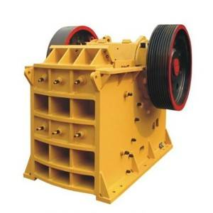 China Cheap price Heavy Crusher - Jaw crusher – Chengxin