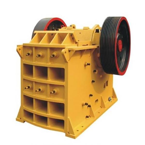 2020 High quality Small Crusher - Jaw crusher – Chengxin