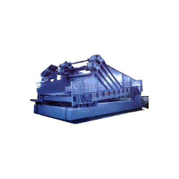 Short Lead Time for Vertical Disc Feeder - SZR series hot ore vibrating screen – Chengxin