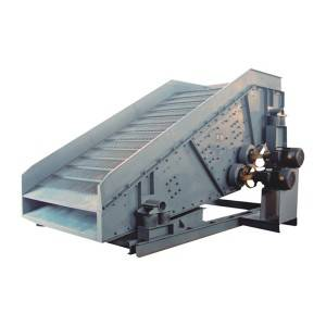 Best Price on  Zdj Vibration Motor - Up and down vibrating screen – Chengxin