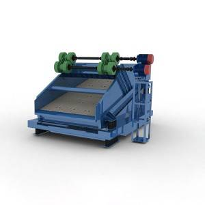 Online Exporter Powder Vibrating Screen - ZSL series large cold ore vibrating screen – Chengxin