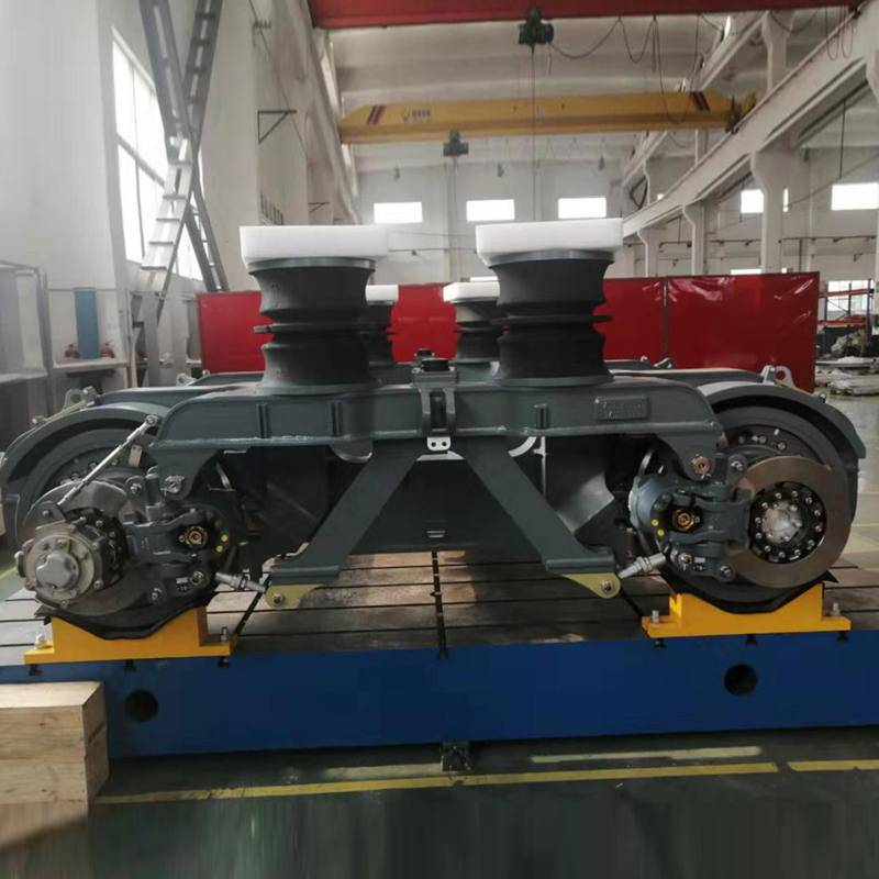 New Arrival China Slip Ring Rotor - Bogie – Daqian detail pictures