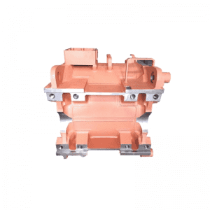 OEM/ODM Manufacturer 3 Phase Rotor - Water-cooled motor house – Daqian