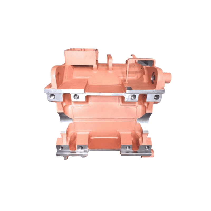 Wholesale Price Bogie Frame - Water-cooled motor house – Daqian