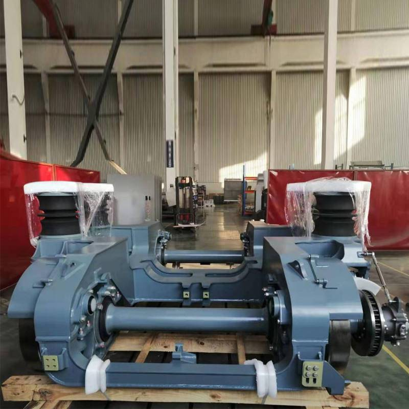 Factory wholesale Ac Motor Rotor - Bogie – Daqian detail pictures