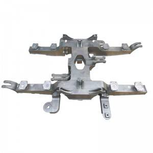 Low price for Schaku Coupler - bogie frame – Daqian