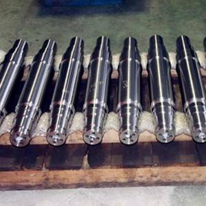 Low price for High Precision Parts - Shaft – Daqian