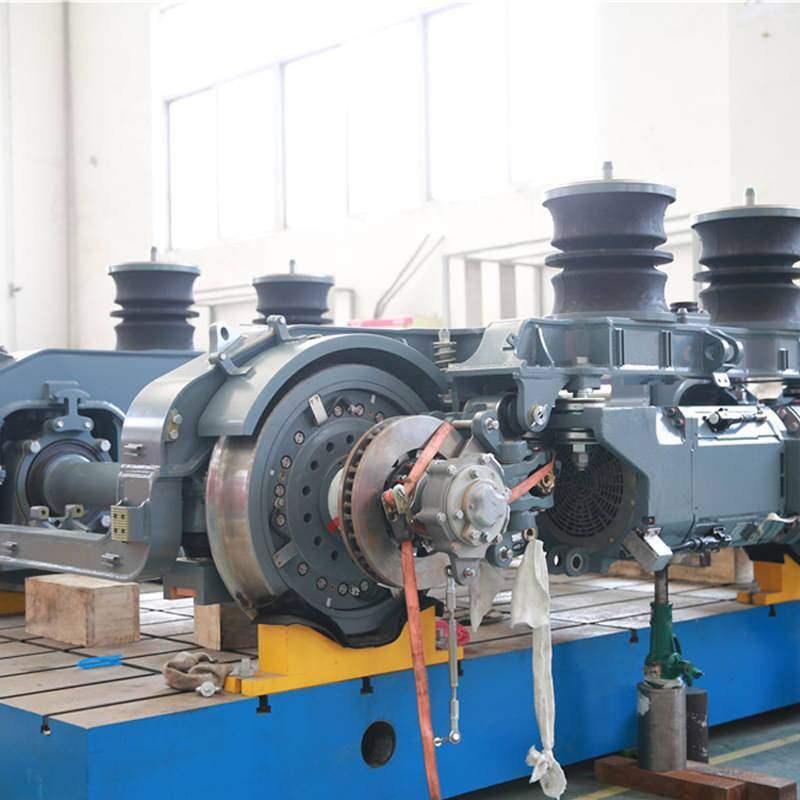 Factory directly supply 3 Phase Induction Motor Rotor - Bogie – Daqian