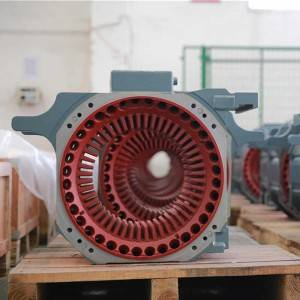 OEM China Train Bogie Structure - Motor stator – Daqian
