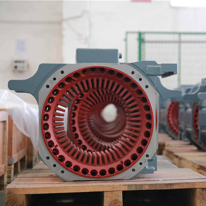 Factory wholesale Automatic Coupler Railway - Motor stator – Daqian