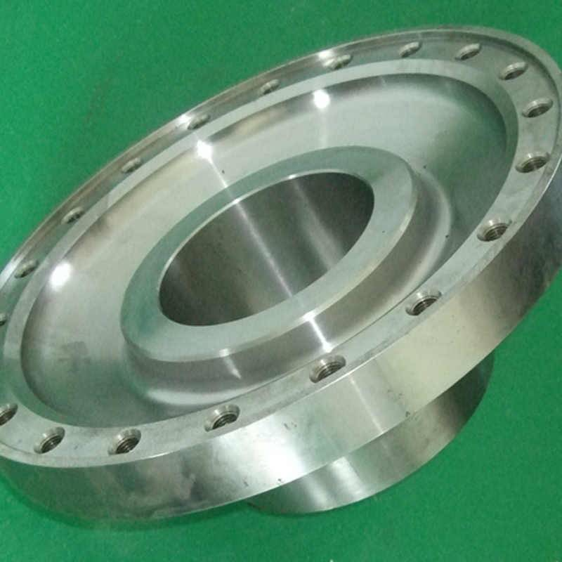 Hot-selling Precision-Engineered Sheet Metal Fabrication - Flange – Daqian