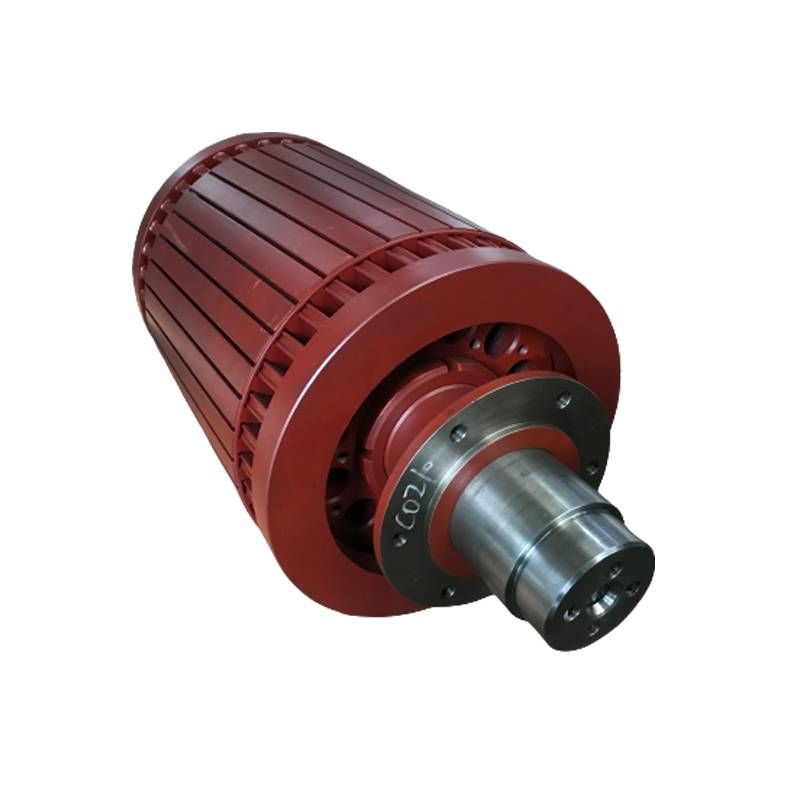 Excellent quality Train Bogie Photo - Motor rotor – Daqian detail pictures