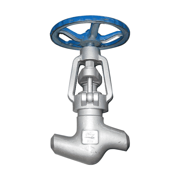 High Performance Bellow Seal Globe Valve - Globe Valve – C. Z. IT