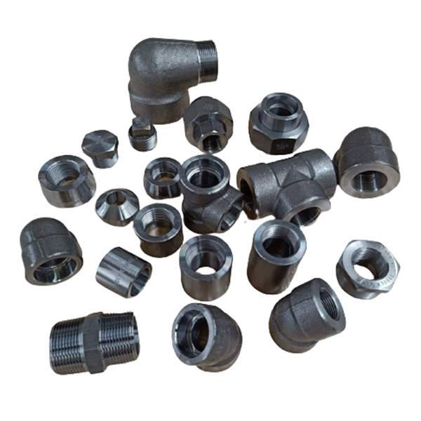 Chinese wholesale S355 Forged Tube Sheet - Forged Pipe Fitting – C. Z. IT