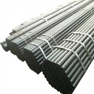 New Delivery for Nickel Alloy Pipes - Black Steel Pipe – C. Z. IT