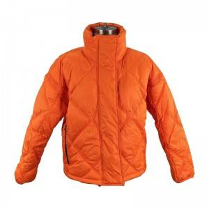 Winter Coat Outdoor Casual Women's Down Jacket