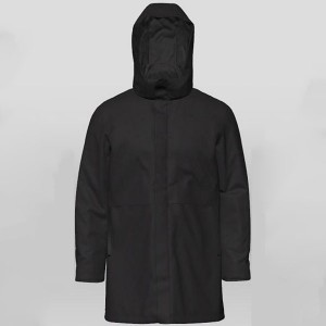 Men's windproof down jacket