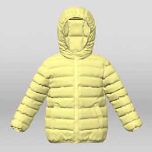 Renewable Design for Down Jacket With Fur Hood - Boy's Faux Down Jacket – Suxing