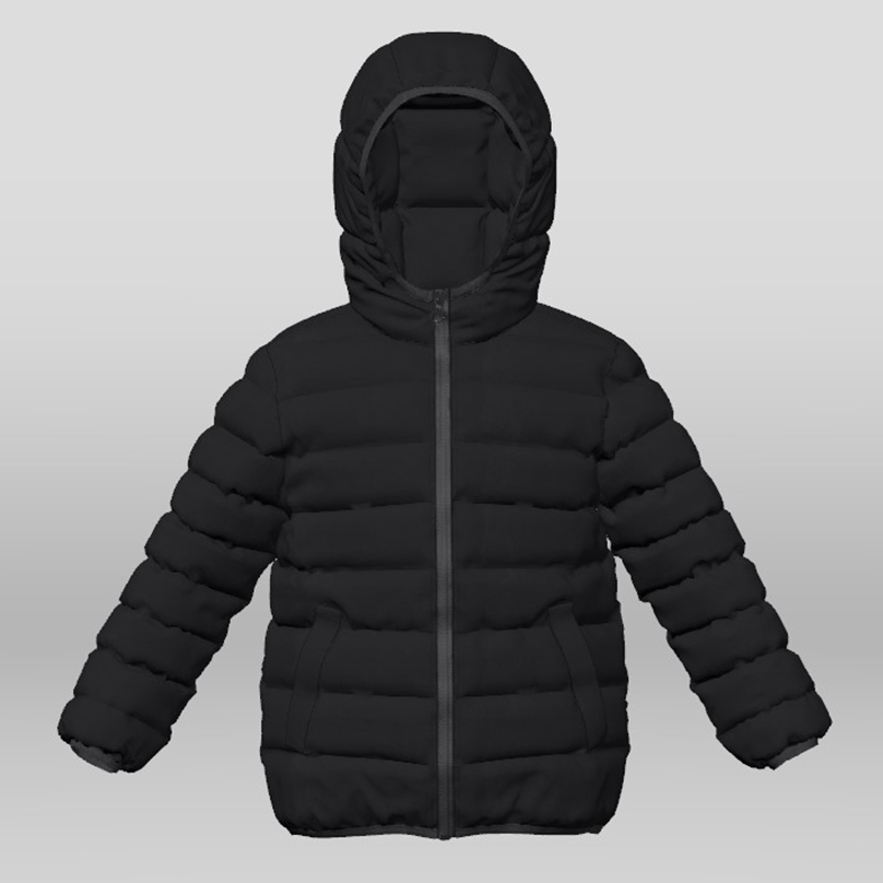 High reputation Luxury Jackets - Boy's Faux Down Jacket – Suxing