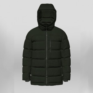 2018 High quality Recycle Girl Faux Down Jacket - Men's Goose Down Jacket – Suxing