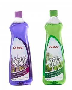 Go-touch 1000ml Disinfectant Cleaner