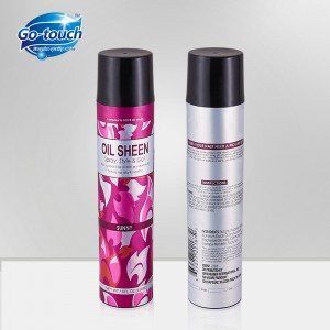 8 Year Exporter Hair Care Spray - Go-touch 450ml hair oil sheen – Go-touch