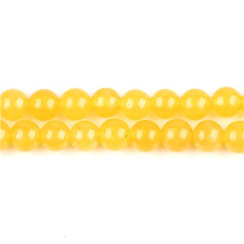 Hot New Products Round Saltwater Pearl - 4-12mm Natural Rose Quartz Tiger Eye Stone Loose Beads For Making Jewellery – Daking