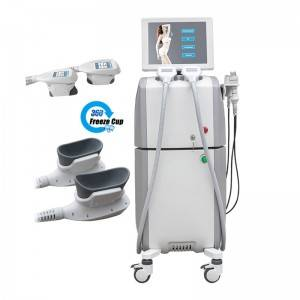 NEW 360 Cryolipolysis Vacuum 4 in 1 Platform DY-CRYO