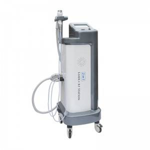 Q switch yag laser +Multi-polar RF 2 in 1 system DY-LR