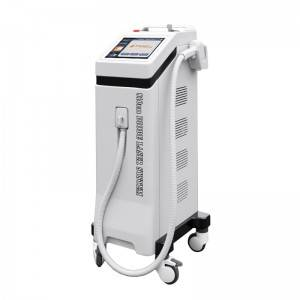 Popular and hot selling of 808nm diode laser hair removal machine  DY-DL2