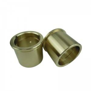 Precision Turning Brass Bushing