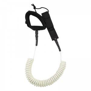 7mm 10ft Coil Surf Leash