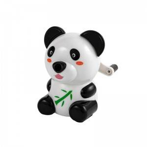 Special Price for Pig Pencil Sharpener - Panda pencil sharpener – Dashuo