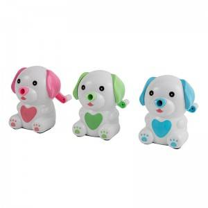 One of Hottest for Animal Shaped Electric Pencil Sharpener - Dog pencil sharpener – Dashuo