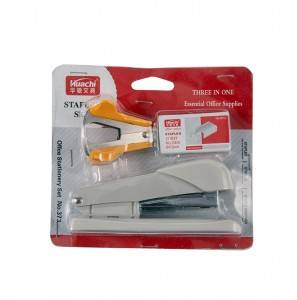 China Supplier Staples Electric Stapler -  Desk accesary set 373 – Dashuo