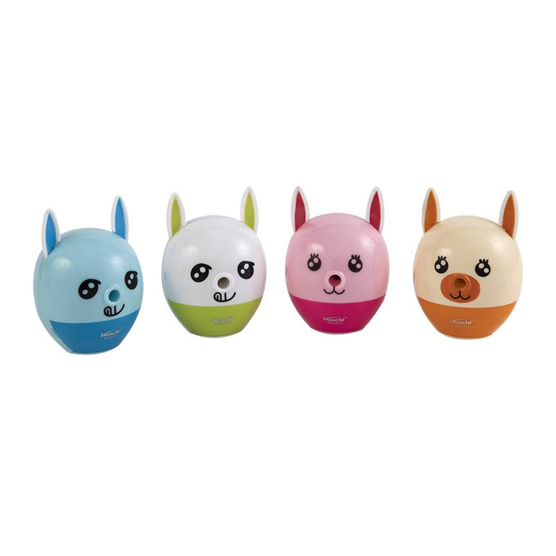 Reliable Supplier Electric Pencil Sharpener For Kids - Bunny girl automatic pencil sharpener – Dashuo