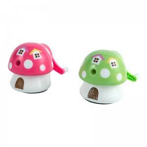 Discount wholesale Cartoon Sharpener - Mushroom automatic pencil sharpener – Dashuo