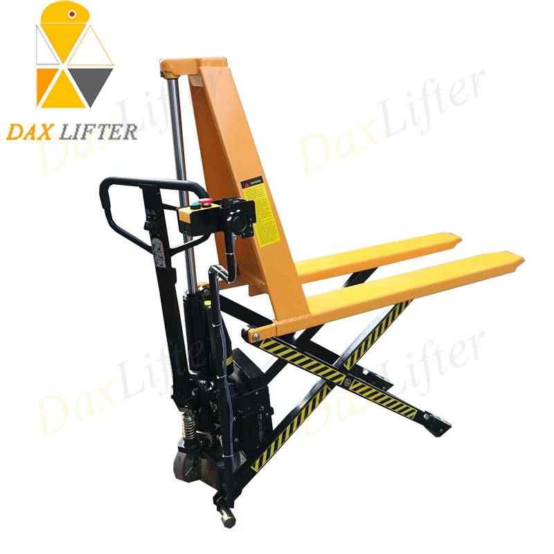 Electric Pallet Truck High Level Daxlifter
