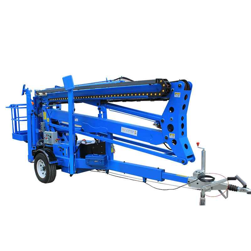 China Articulated Towable Boom Lift Daxlifter