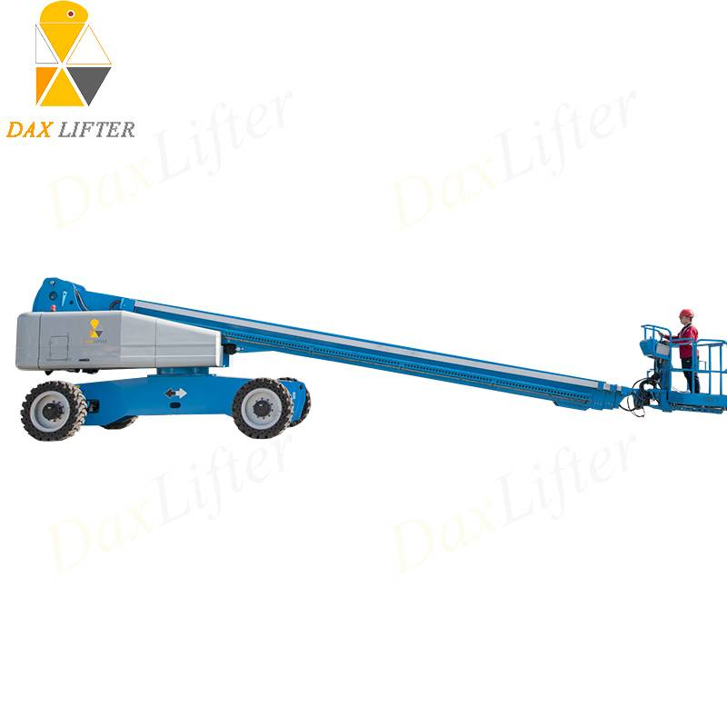 Telescopic Boom Lift Diesel Power Daxlifter