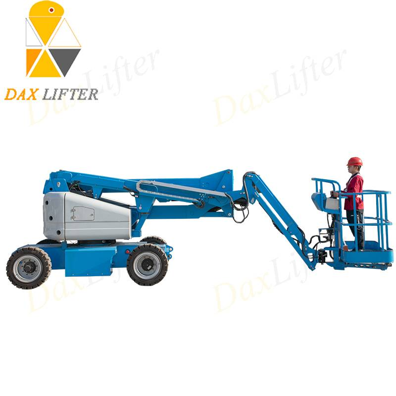 Boom Lift Articulated Self Moving Daxlifter