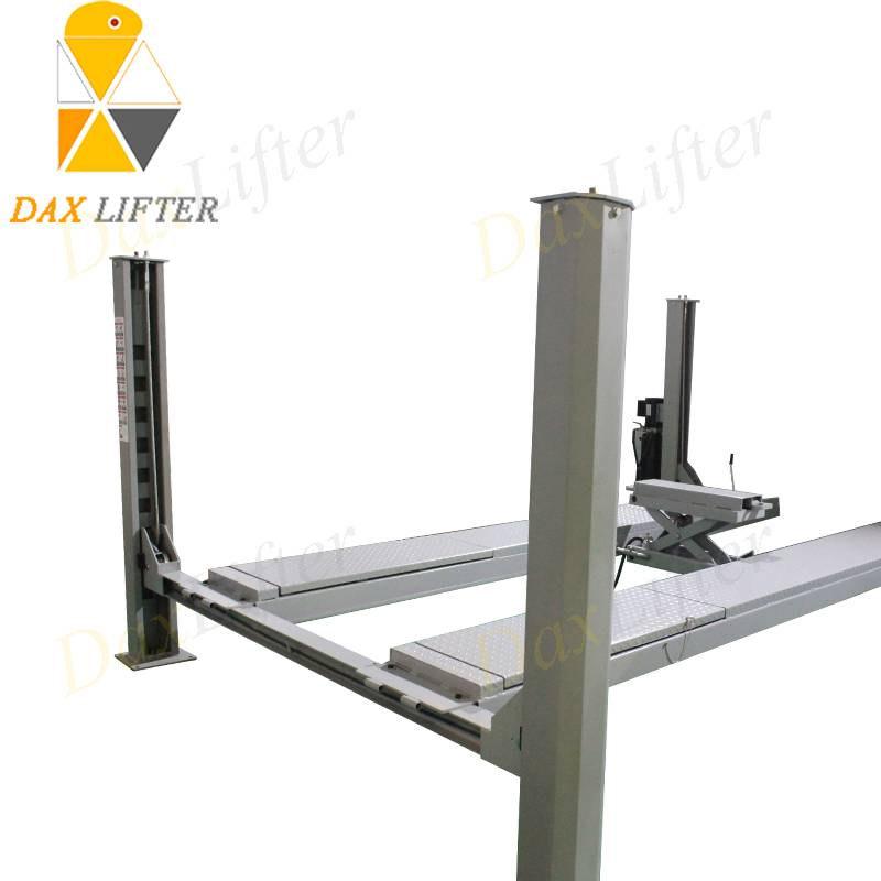 New Arrival China Freight Lift Elevator - Car Service Lift Four Post Daxlifter – Daxin