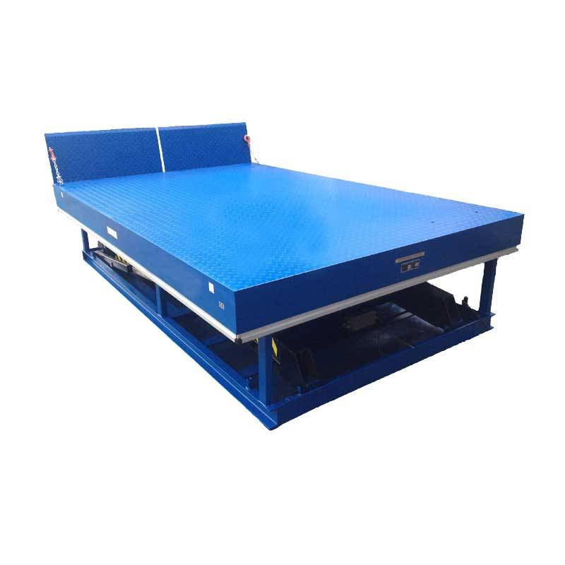Best quality Double Scissors Lift Table - Pit Scissor Lift Table – Daxin