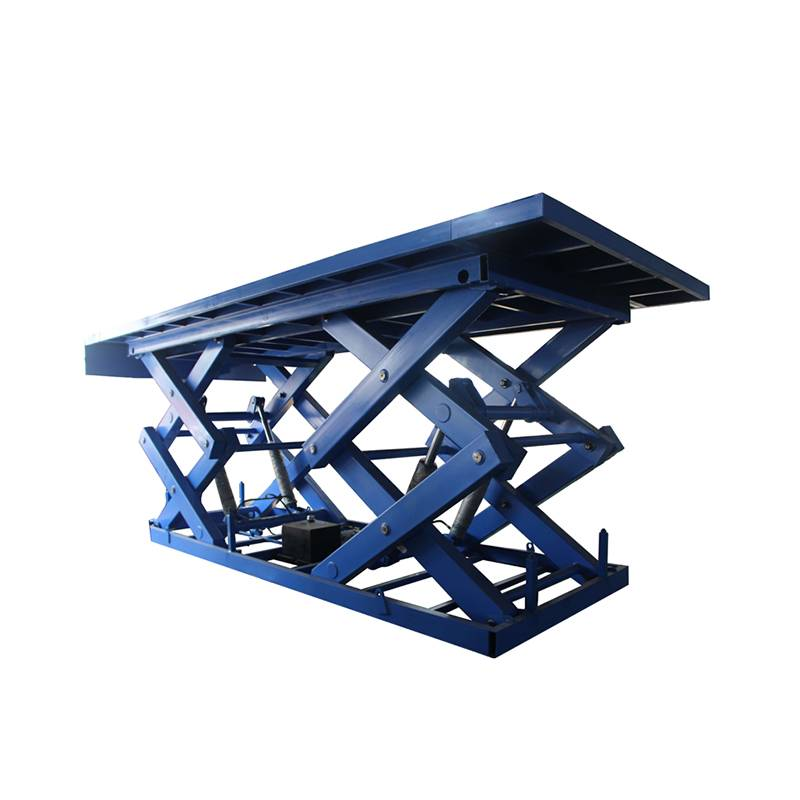 2020 Good Quality Tiltable Post Parking Lift - Heavy Duty Scissor Lift Table – Daxin