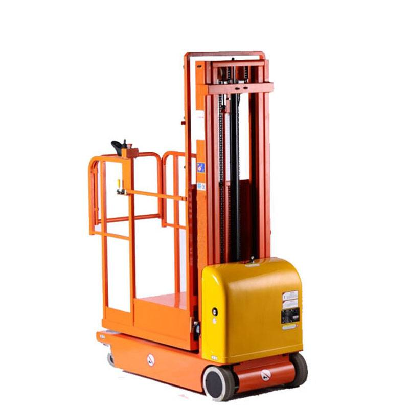 Factory  China  Self Propelled Order Picker