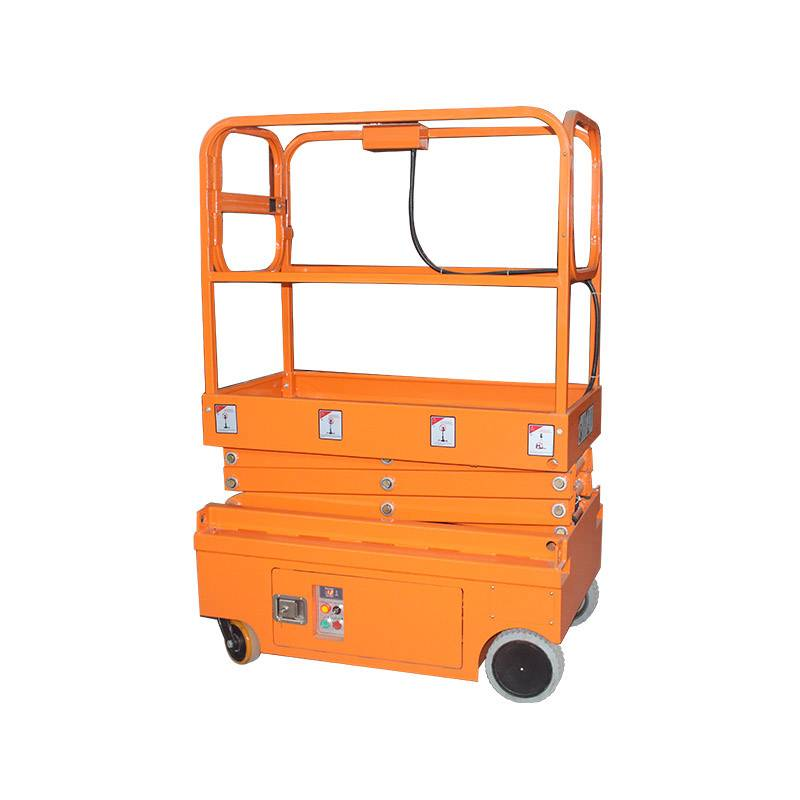 Self Propelled Mini Scissor Lift