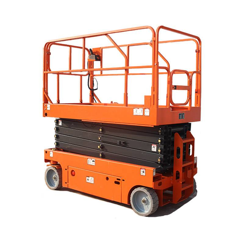 Hydraulic Drive Scissor Lift Featured Image